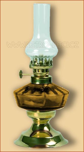 Petrolejová lampa mini 08AP