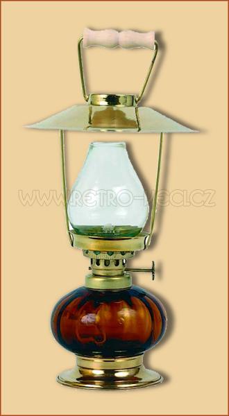 Petrolejová lampa 14AP