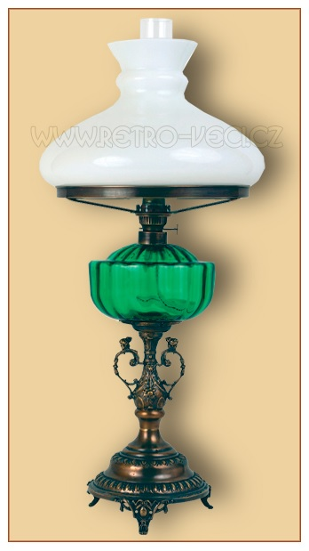 Petrolejová lampa 21GO