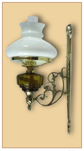 Lampa nástěnná Klio