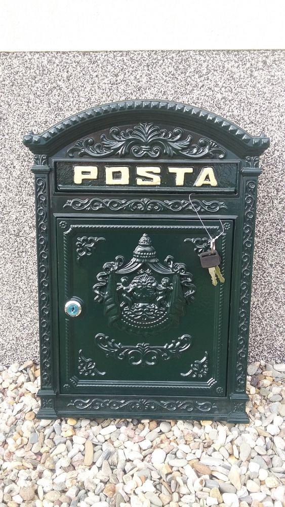 Poštovní schránka z hliníku IDC0088