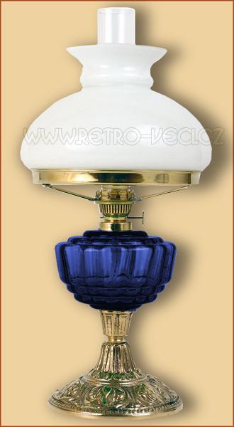 Petrolejová/elektrická lampa 24CP